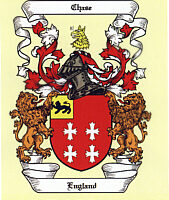 Graphic Coat of Arms Prints